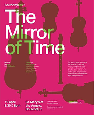 The Mirror of Time (Performance 1)