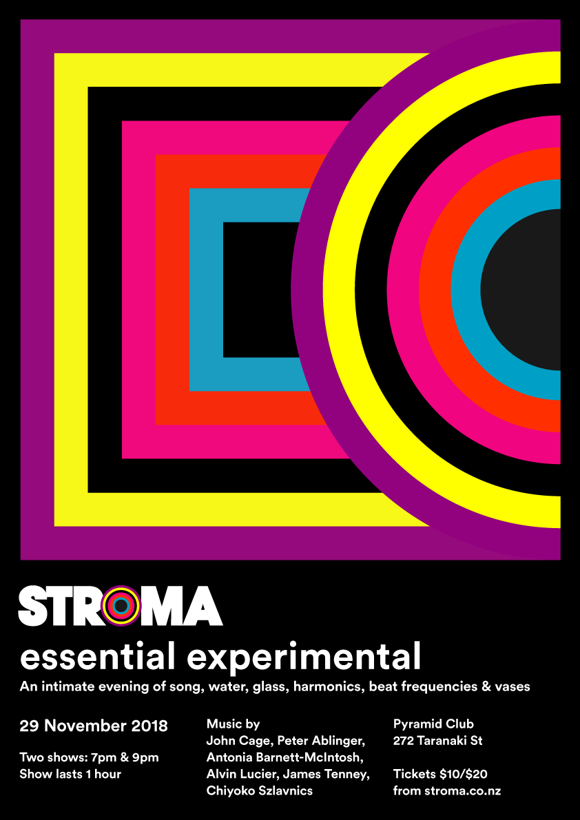 Essential Experimental (7pm show)